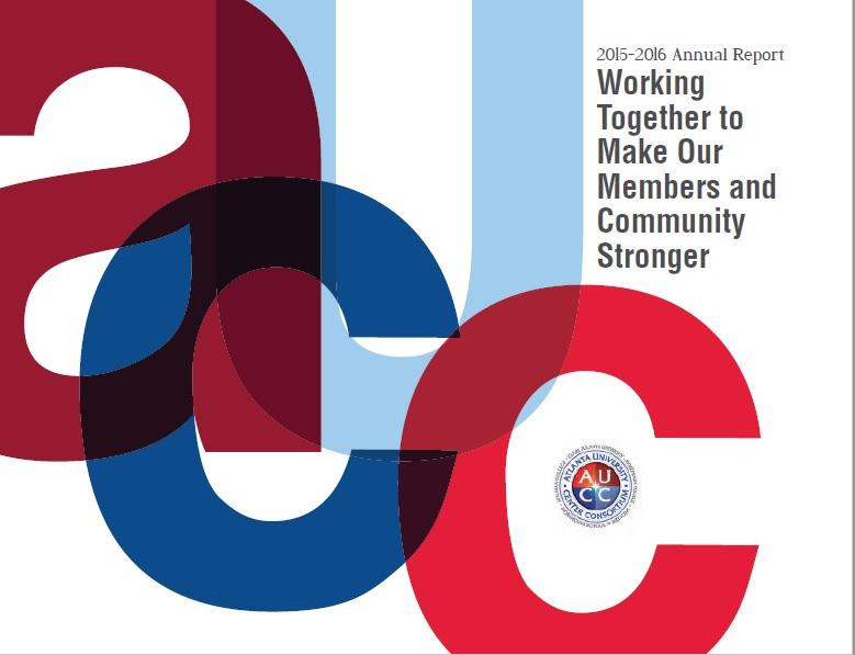 AUCC 2015-2016 Annual Report
