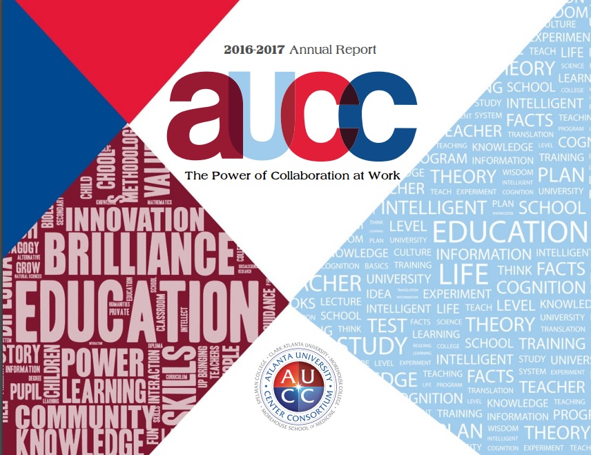 Aucc  Annual Report  Atlanta University Center Consortium