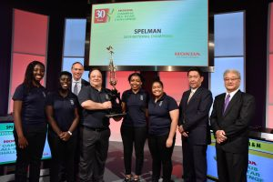 Spelman College Wins 30th Annual Honda Campus All-Star