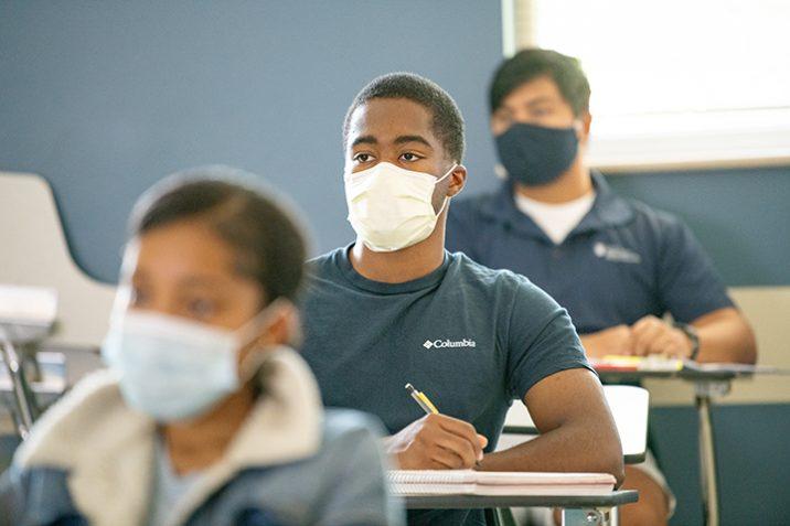 Erimax Medical Donates 100,000 Masks To AUCC